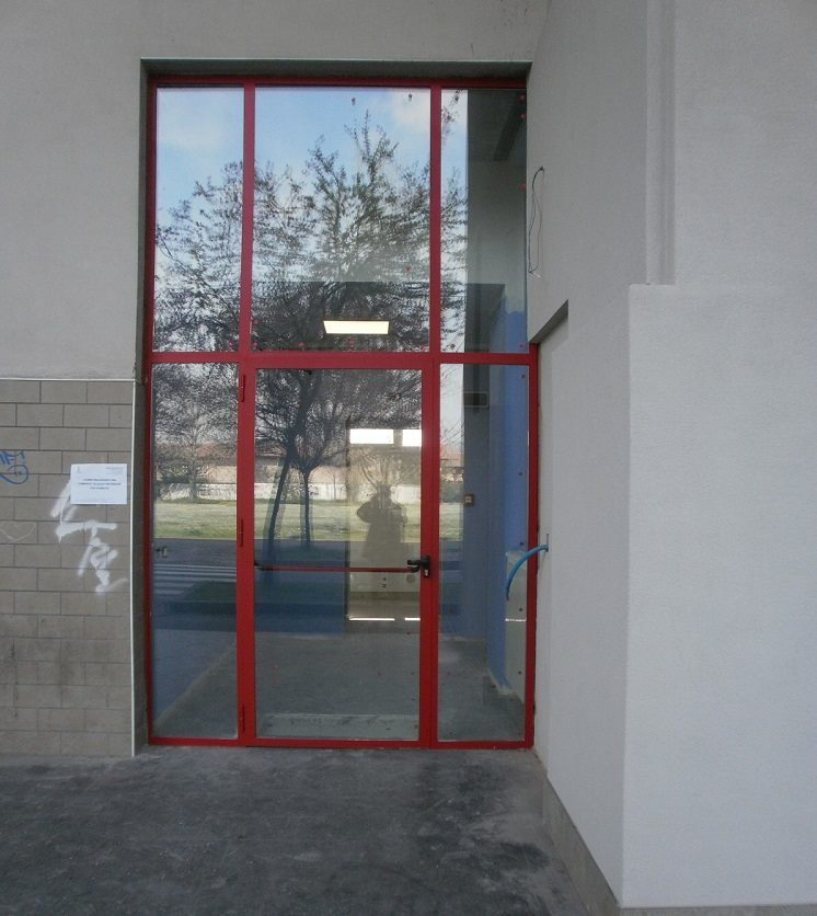 Casa Teresa Bonfiglio ingresso